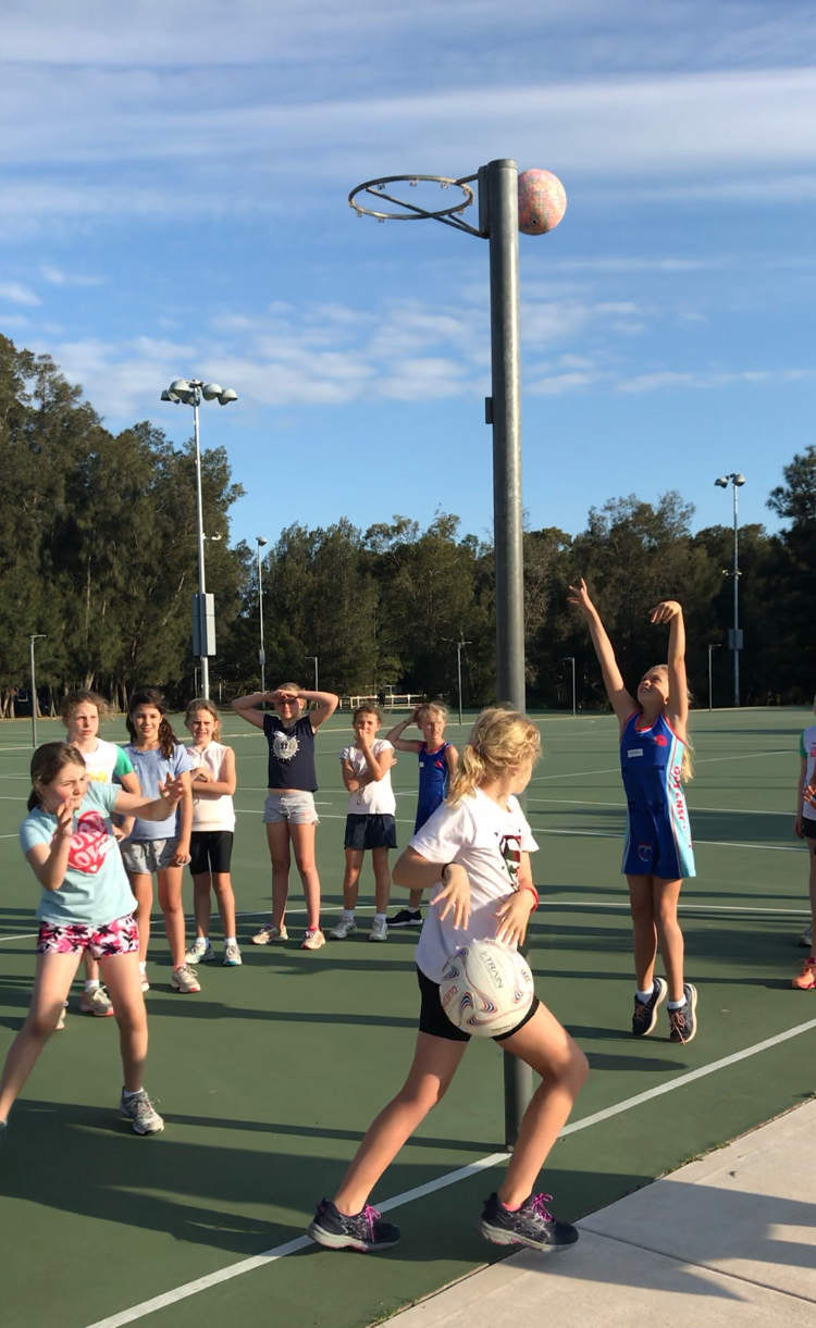 Shooting Basics with Lyndall – U9 & U10 Players