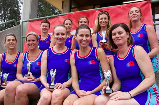 Queenscliff Netball Club 2019 – Senior Teams