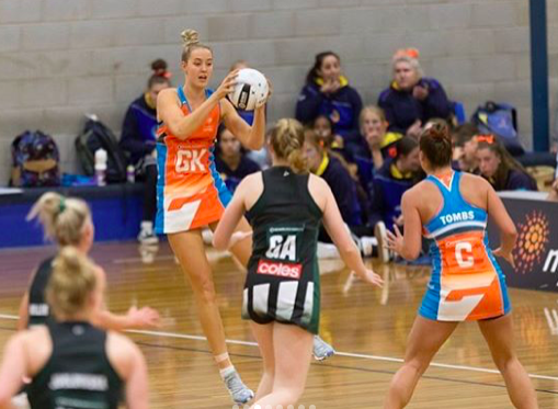 FREE Defence Clinic with Teigan O'Shannassy for U13-U15 players.